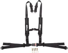 Moose Utility UTV Black 4 Point Seat belt Harness Restraint Safety System