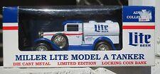 Liberty Classics Miller Lite Model A Tanker