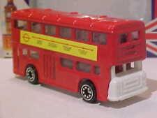 3 INCH Gold Arrow London Bus Coach 1970 Yatming  1/64 Range Diecast Mint Boxed