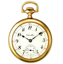 Hamilton 950 Railroad Pocket Watch | 23 Jewel 16 Size