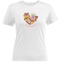 Junior Girl Women Tee T-Shirt Nintendo Girls Zelda Princess Peach Samus Rosalina