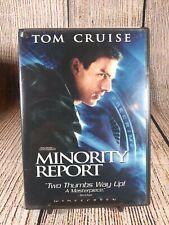 Minority report (dvd 2 disc special)