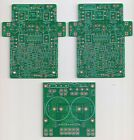 Hifisonix kx2 Low Dist ,Wide BW 25 W Class A,50W classAB CFA Amp PCB set stereo