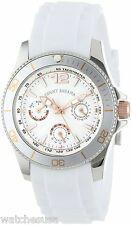 Tommy Bahama TB2145 White Dial Silicone Strap Multifunction Women's Watch