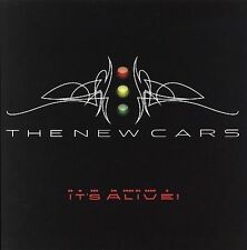 It's Alive by The New Cars (CD, Jun-2006, Eleven Seven) BRAND NEW SEALED
