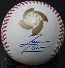 JAMESON TAILLON PITTSBURGH PIRATES SIGNED AUTOGRAPHED WBC BASEBALL W/COA PROOF