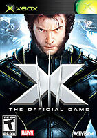 X-Men: The Official Game (Microsoft Xbox, 2006)