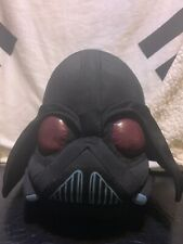 "9"" Plush Angry Birds Star Wars Darth Vader Pig"