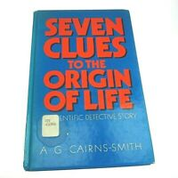 Seven Clues to the Origin of Life A Scientific Detective Story ExLibrary Used