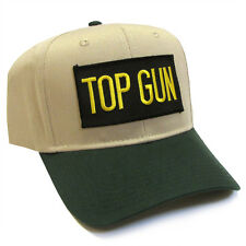US NAVY TOP GUN Military Patch Baseball Adjustable Snapback Cap Hat - TGSN - ALL