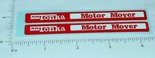 Mini Tonka Motor Mover Car Hauler Sticker Set    TK-207