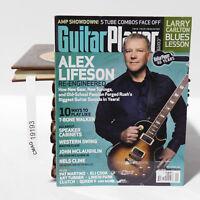GUITAR PLAYER MAGAZINE ALEX LIFESON JOHN MCLAUGHLIN NELS CLINE LINKIN PARK 2007