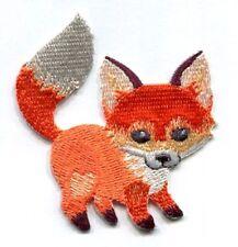 BABY FOX IRON ON APPLIQUE