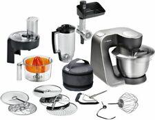BOSCH Küchenmaschine MUM5, HomeProfessional MUM57860, vielseitig einsetzbar, Dur