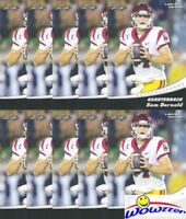 (10) Sam Darnold 2018 Leaf Draft #12 Limited Edition FIRST EVER ROOKIES NY Jets