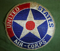 Patch - USAAF - UNITED STATES ARMY AIR CORP - 1940's - USAF - WWII - 7350