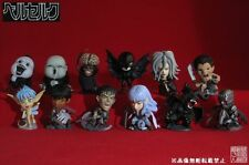 Berserk Figure Collection, full set of 13 (including secret) Tokimeki.com ///