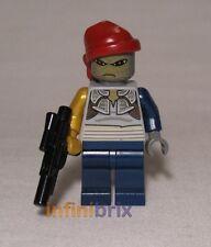 Lego Shahan Alama from Set 8128 Star Wars Cad Bane's Speeder BRAND NEW sw287
