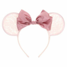 Pre-Order Tokyo Disney Resort Headband Minnie Mouse Pink ace