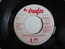 """THE STRANGLERS quelque chose de mieux changer redresser 7"""" vinyle 1977 simple A1/B1"""