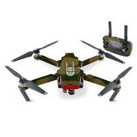 DJI Mavic Pro Wrap - War Tiger by Drone Squadron - Sticker Skin Decal