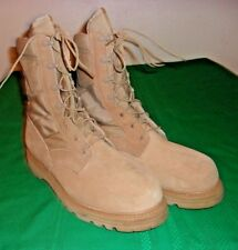 UPCW Combat  Boots for Men, 10.5 R - New - Display Model!!!