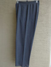 NEW  WOMENS JUST MY SIZE COMFORT BLEND  FLEECE LINED  SWEAT PANTS CHARCOAL 1X