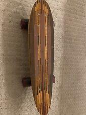 Vintage Wood Duraflex World Competition Skateboard