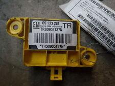 SENSORE AIRBAG ANTERIORE OPEL ASTRA (98-04) 2.0 16V DTI SW 09133281 TRS0905137N