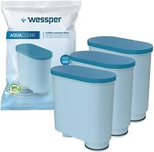 3x Wessper Wasserfilter kompatibel mit Philips AquaClean CA6903 CA6903 CA6903