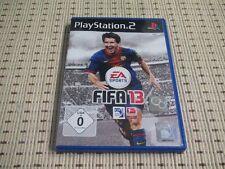 FiFa 13 für Playstation 2 PS2 PS 2 *OVP*