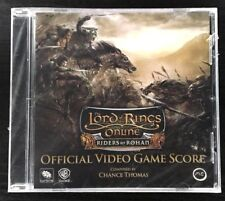 Lord of the Rings Online Riders of Rohan Official Video Game Score Chance Thomas