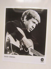 BUCK OWENS  8x10 photo