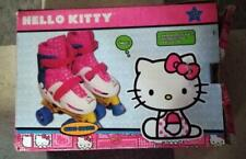 Hello Kitty Quad Skates, Ages 7 to 10, Size 1-4 - New / Sealed