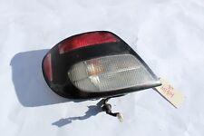 02-03 SUBARU IMPREZA WRX WAGON DRIVER LEFT TAIL LIGHT LAMP BLACKED OUT M1314