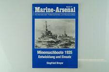 Marine-Arsenal Band 47 - Minensuchboote 1935