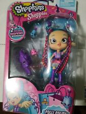 New In Box Shopkins Shoppies Polli Polish