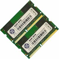 Memoria Ram 4 Apple PowerBook Laptop G4 1.0GHz 15-inch (PC133) 2x Lot SDR SDRAM