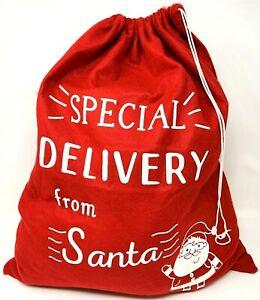 Christmas Gift Ideas for Kids Stocking Fillers Secret Santa Present Sack Bag