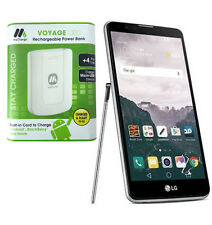 "LG Stylo 2 5.7"" Android Smartphone for Boost Mobile with Power Bank - New"