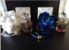 Miniatures anciennes de parfum 4/5 ml lot de 2 / L'ELU de MARQUAY 1925