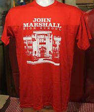 1006-TS Red Commemorative tee shirt. (2XL & 3XL)