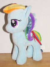 "My Little Pony Friendship is Magic Aurora World 10"" Stuffed Plush Rainbow Dash"