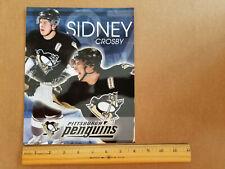 "Pittsburgh Penguins NHL Sidney Crosby 8"" x 10"" Glossy Photo Print"