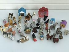 Huge Lot Puppy Kitty In My Pocket & Other Tiny Dogs Cats Animals