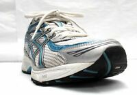 Asics women's size 7.5 leather walking training running shoes