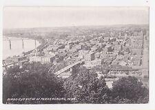 Parkersburg,West Virginia,Bird's Eye View,Wood County,c.1909