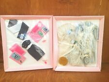 Barbie La Mode Passee Queen Elizabeth 60's style Luncheon Club 1992 two outfits