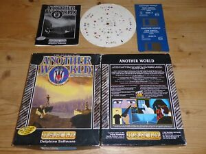 Another World - Commodore Amiga (Tested)