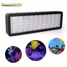 wifi 165w led aquarium light for reef coral fish marine light best for tank